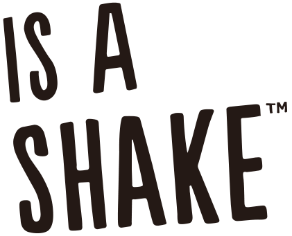 All it takes is a shake
