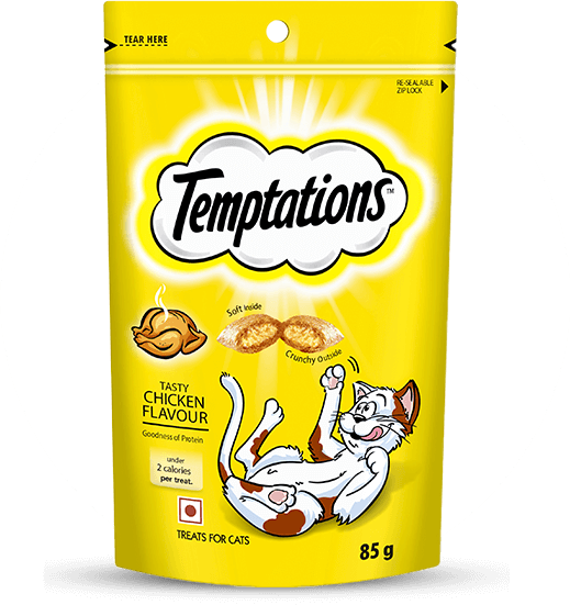 Whiskas Temptations Tasty Chicken